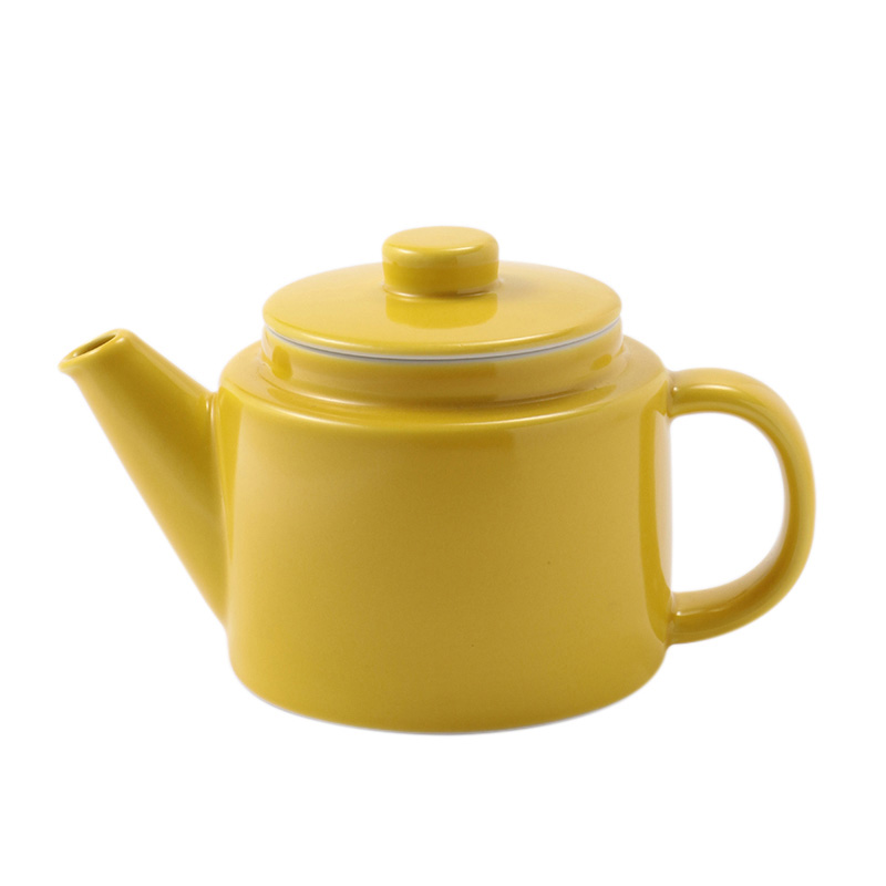 13872 COMMON POT 500ML YELLOW