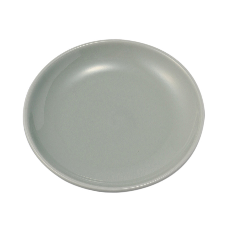 17033 COMMON PLATE 12CM GREY