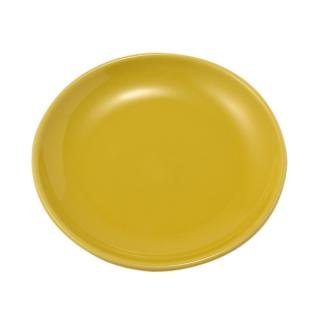 17034 COMMON PLATE 12CM YELLOW