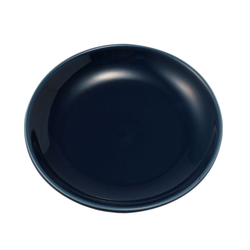 17035 COMMON PLATE 12CM NAVY