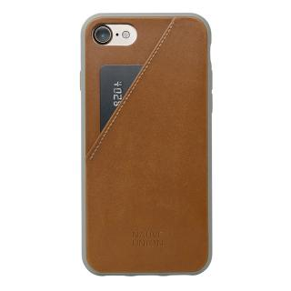 NATIVE UNION CLIC CARD BROWN IP7