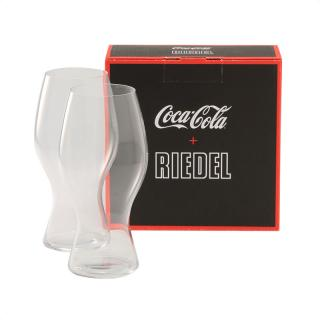 COCA-COLA + RIEDEL GLASS PAIR