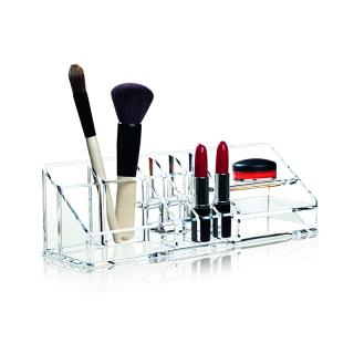 NOMESS COPENHAGEN CLEAR MAKE-UP ORGANISER