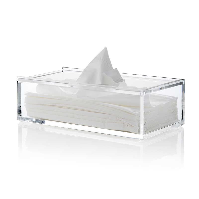 NOMESS COPENHAGEN CLEAR TISSUE BOX