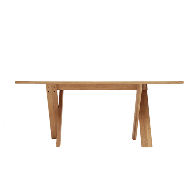 OAK PETTERSSON DINING TABLE 180X90X73