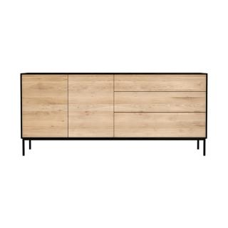 OAK BLACKBIRD SIDEBOARD 2DOORS/3DRAWERS