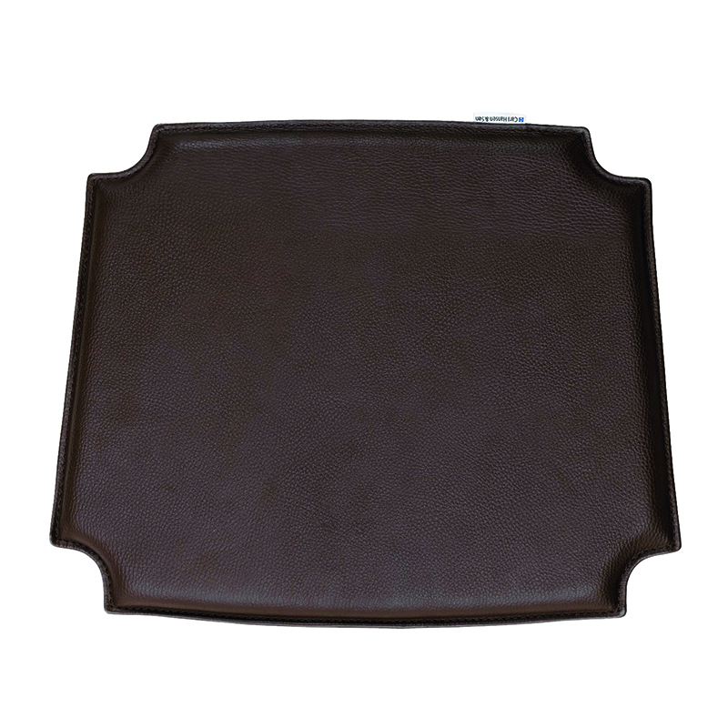 7270 CH24 SEAT CUSHION DARK BROWN