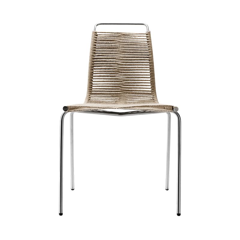 PK1 NATURAL SEAT/STAINLESS