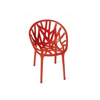 VEGETAL CHAIR BRICK ORANGE