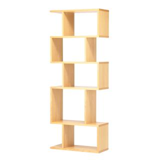 BALANCE ALCOVE SHELVES OAK