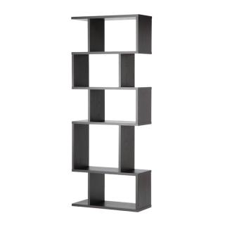 BALANCE ALCOVE SHELVES BLACK