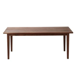 BARREL TABLE WALNUT W1800