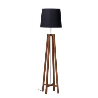CROSS FLOOR LIGHT DARK WOOD BLACK