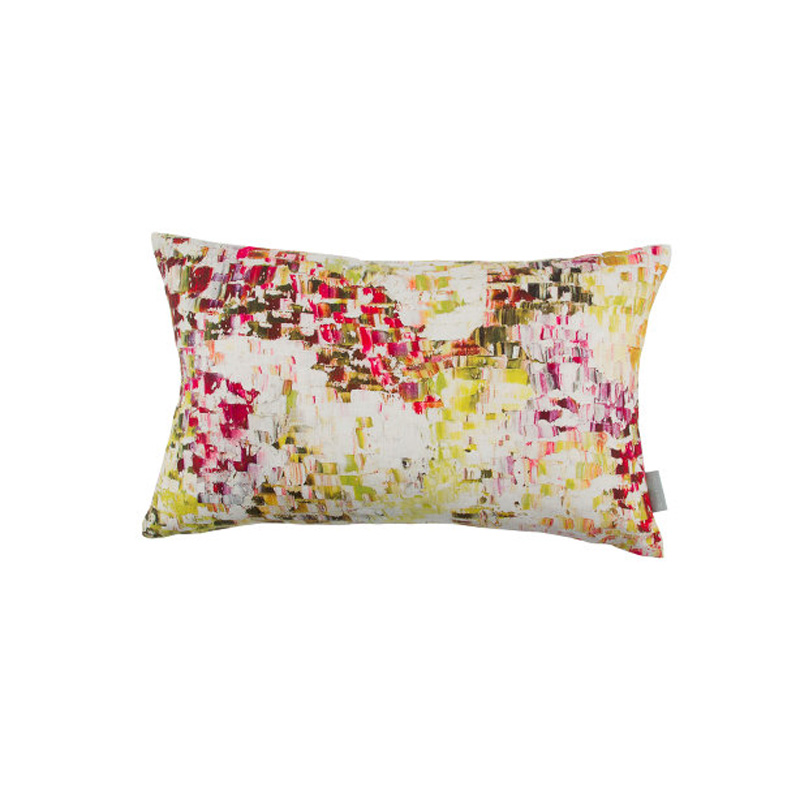 【オンラインショップ限定】JESSICA ZOOB CUSHION COVER BREATHE WILD FLOWER 50X30  JZX115/01