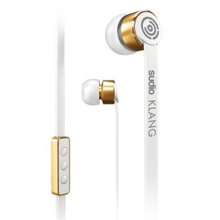 SUDIO KLANG EARPHONE WHITE