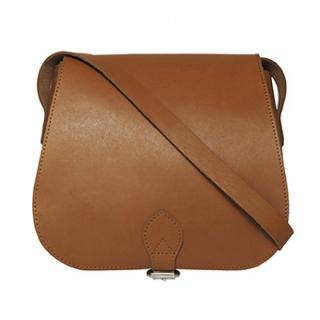 SANDQVIST MALIN COGNAC BROWN