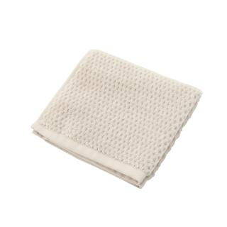 HALF CUT WASH TOWEL GREY