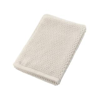 HALF CUT FACE TOWEL GREY