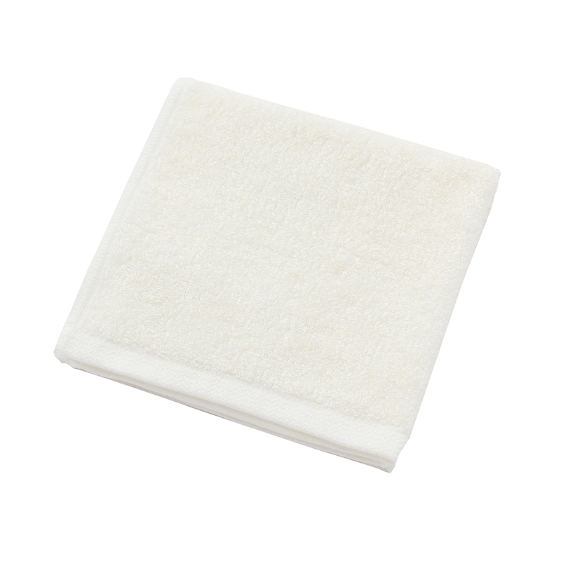 SILK REVARSIBLE  WASH TOWEL