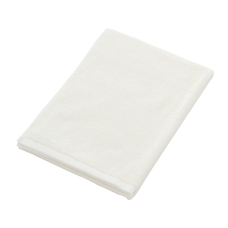 SILK REVARSIBLE  BATH TOWEL