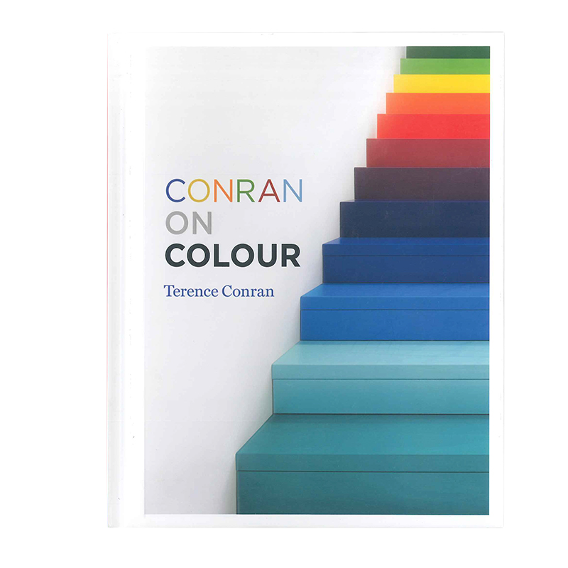 CONRAN ON COLOUR / TERENCE CONRAN
