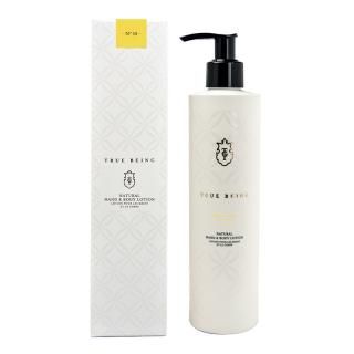 TRUE GRACE TRUE BEING HAND & BODY LOTION BERGAMOT 290ML