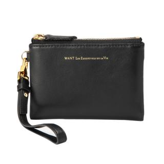 WANT AQUINO WALLET BLACK