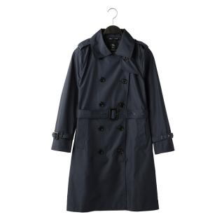 FOX UMBRELLAS WOMEN'S TRENCHCOAT NAVY UK8