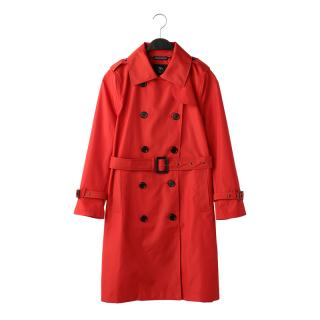 FOX UMBRELLAS WOMEN'S TRENCH COAT RED UK8