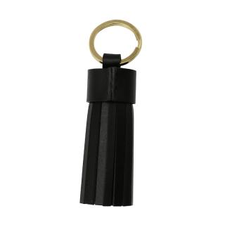 HANSON OF LONDON KEYRING BLACK