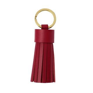 HANSON OF LONDON KEYRING RED