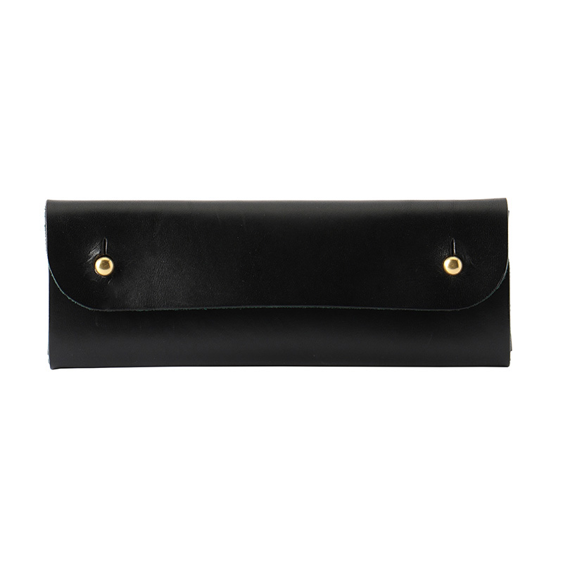 HANSON OF LONDON PENCASE BLACK