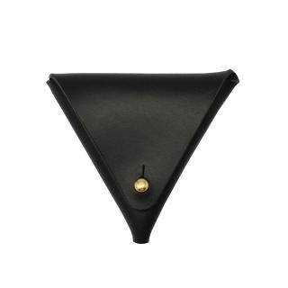 HANSON OF LONDON COIN PURSE BLACK