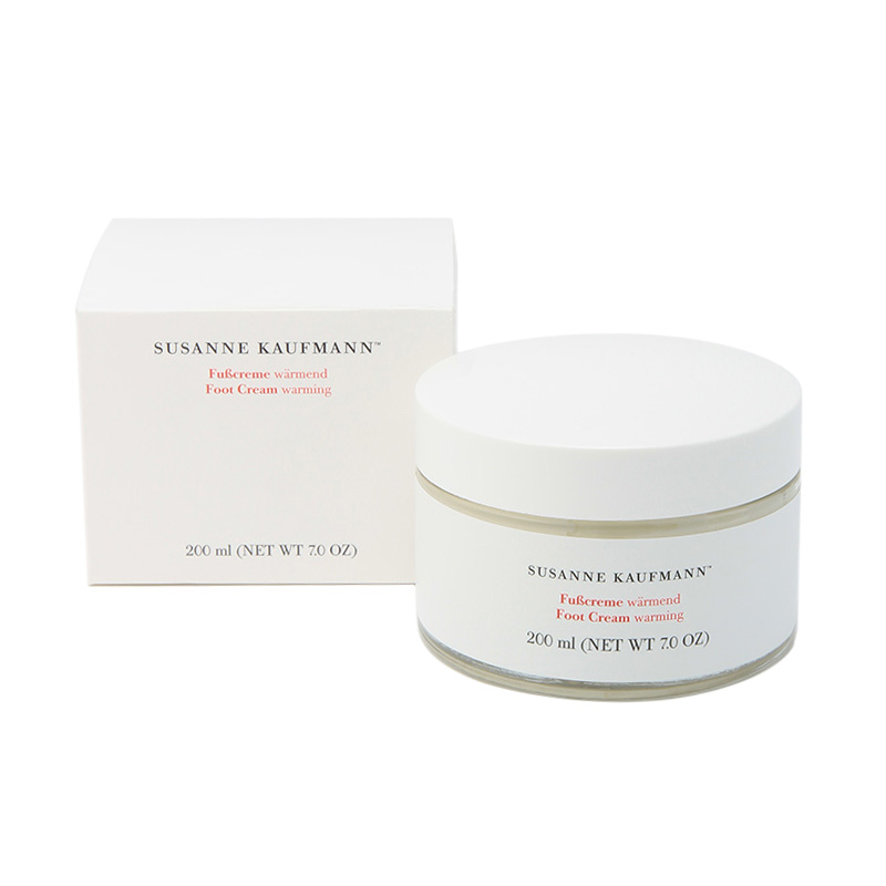 SUSANNE KAUFMANN FOOT CREAM WARMING