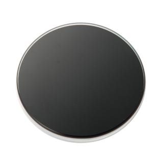 &K MIRROR COASTERS BLACK