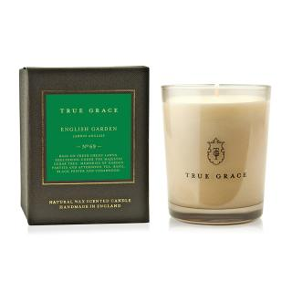 TRUE GRACE MANOR CLASSIC CANDLE ENGLSH GARDEN