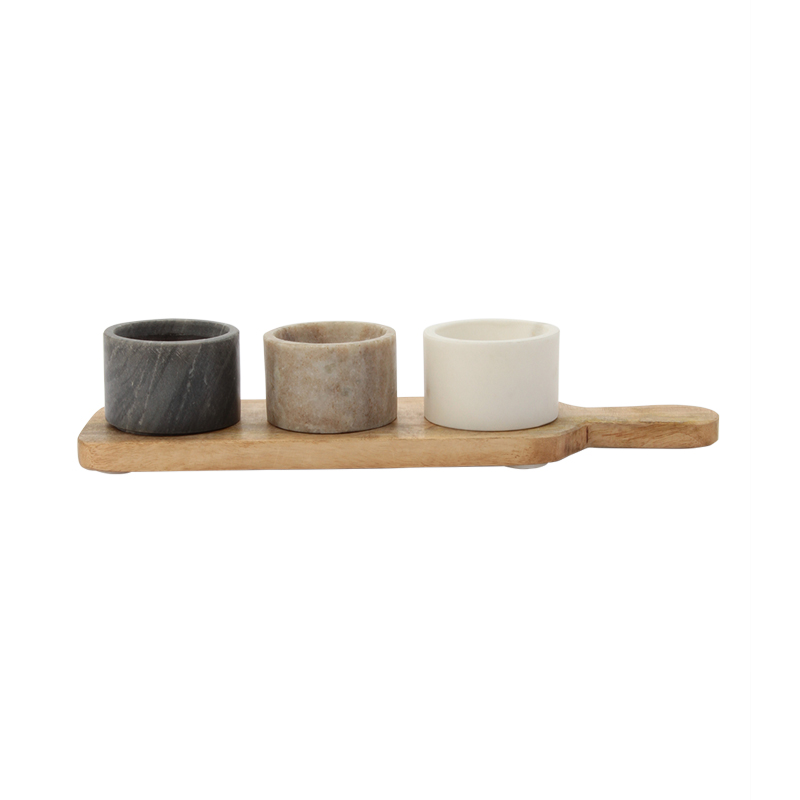 3 PINCH POT WITH PADDLE BOARD