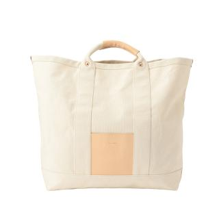 HENDER SCHEME CAMPUS BAG BIG NATURAL