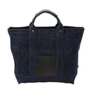 HENDER SCHEME CAMPUS BAG SMALL DENIM