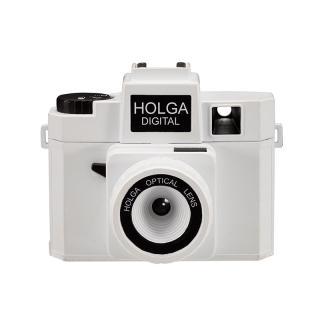 HOLGA DIGITAL CAMERA WHITE