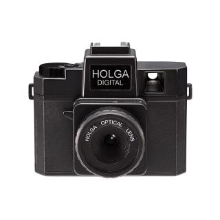 HOLGA DIGITAL CAMERA BLACK