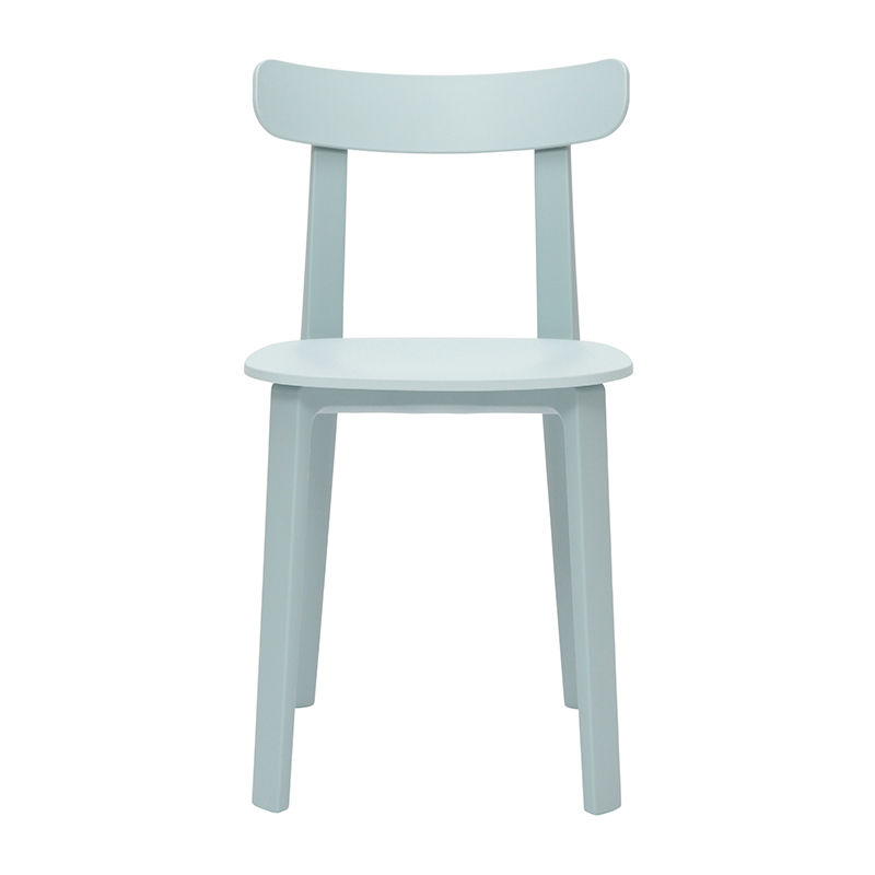 ALL PLASTIC CHAIR ICE GREY