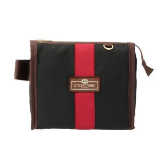 OTIS BATTERBEE SMALL WASHBAG BLACK