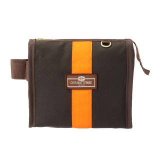 OTIS BATTERBEE SMALL WASHBAG OLIVE