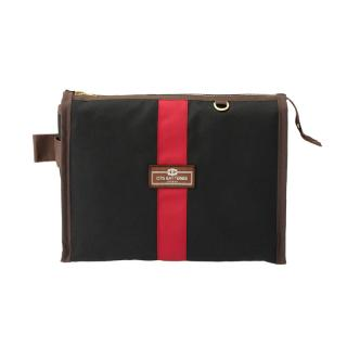OTIS BATTERBEE LARGE WASHBAG BLACK