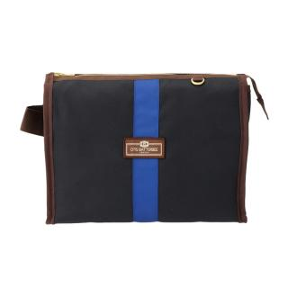 OTIS BATTERBEE LARGE WASHBAG NAVY