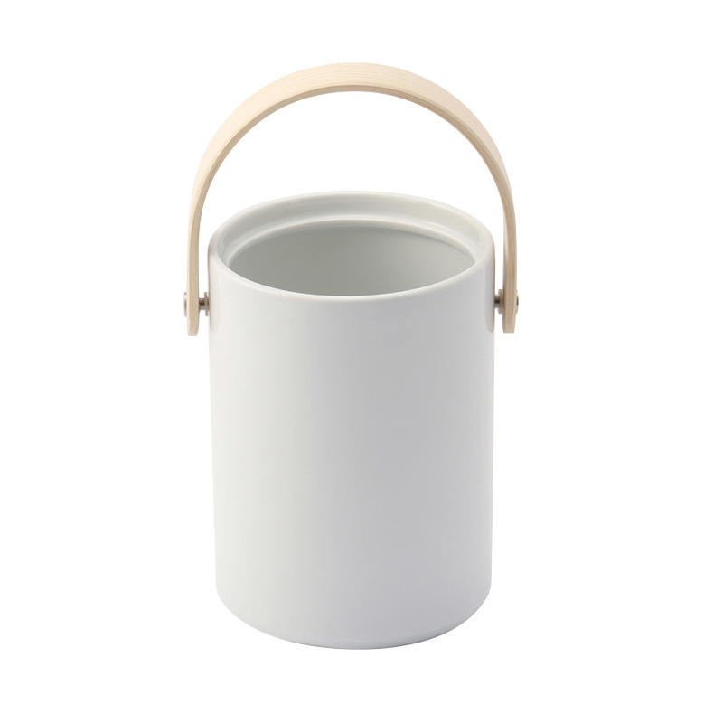 LSA CIRCLE CONTAINER & ASH HANDLE