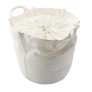 KORBO LAUNDRY BAG WHITE 65
