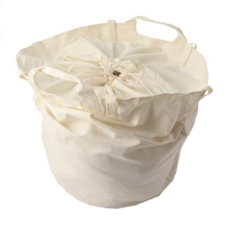 KORBO LAUNDRY BAG WHITE 80