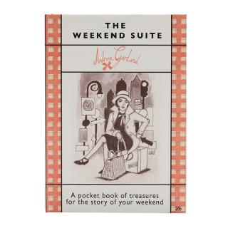 ANDREA GARLAND KIT IN TIN WEEKEND SUITE